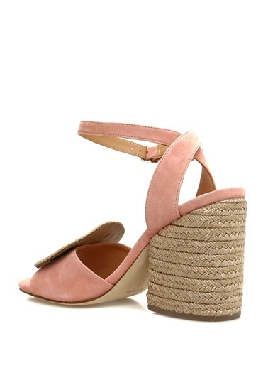 Paloma Barcelo Sandalet Pembe